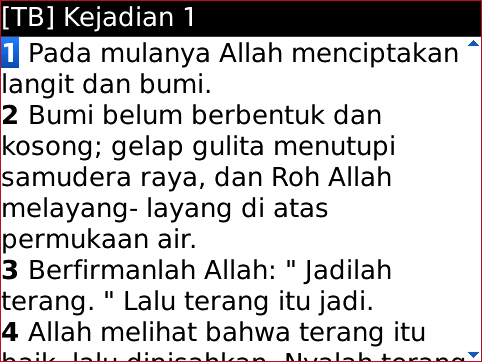 Bible Plus SELECT CHAPTER2